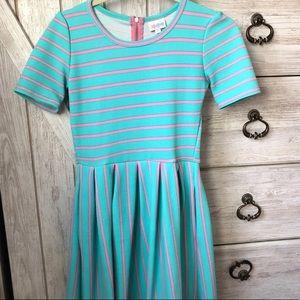 XS Amelia midi dress!